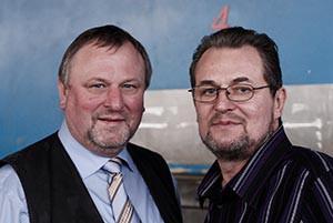 Rabens Maschinenbau - Wolfgang Rabens und Gerhard Rabens